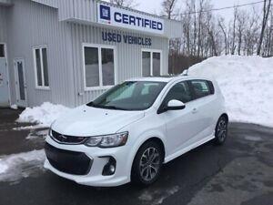 2018 Chevrolet Sonic LT ($58.85 Weekly) Turbo
