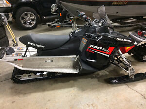 "2013 Polaris Indy sp 600 ""low km, one owner"""