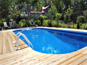 Prince Edward County century home with swimming pool