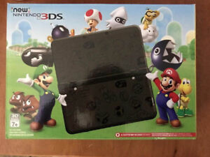 Black Friday Special Edition Nintendo 3ds