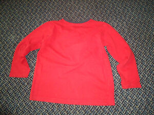 Boys Size 5 Long Sleeve T-Shirt Kingston Kingston Area image 3