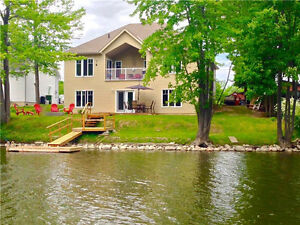 Luxury riverfront home or cottage in Outaouais-Ottawa Valley