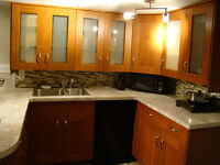Fully furnished basement suite for woman or working couple