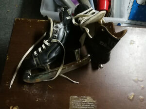 Vintage Daoust skates