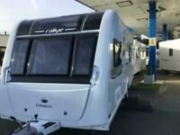 Compass Rallye 540, Year 2015, Fixed Bed