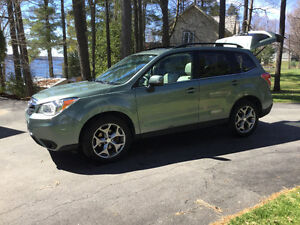 2015 Subaru Forester Grey SUV, Crossover