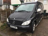 Mercedes-Benz VITO 111 CDI COMPACT campervan one owner