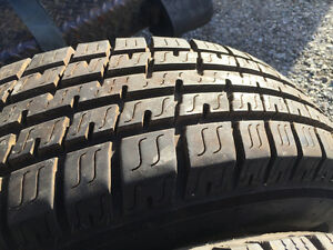 Tires for sale good shape LT 225/7516 London Ontario image 2