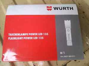 Wurth flashlight gift set Kawartha Lakes Peterborough Area image 2