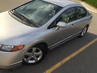 2008 Honda Civic Automatic Great Car Power Options