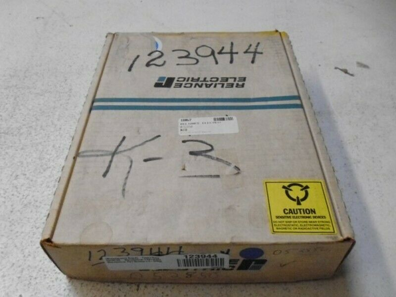 RELIANCE ELECTRIC 0-52850 PC BOARD * NEW IN BOX *