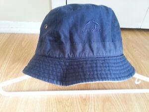 Chapeau de plein air réversible pour homme ou femme