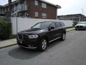 Dodge Durango 2015 sxt 21000 firm