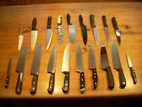 High Quality Knife, Scissor and Tool Sharpening and Repair