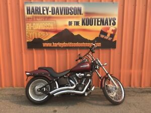 2008 Harley-Davidson FLSTB Softail Night Train