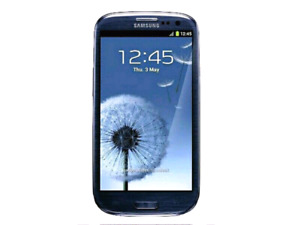 Galaxy S3 16GB Bell/Virgin works perfectly in excellent condit