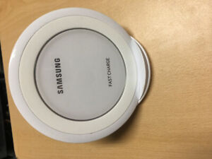 Samsung Wireless Fast charger (Original)........40$....Wow
