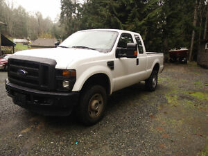 2009 Ford Other XL Pickup Truck Moose Jaw Regina Area image 1