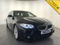 2014 BMW 518D M SPORT DIESEL AUTOMATIC SAT NAV 1 OWNER BMW SERVICE HISTORY