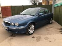 2002 Jaguar X-Type 2.1 V6 SE 4dr