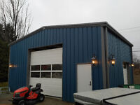 Prestige Steel Buildings in Kingston
