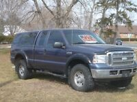 REDUCED - 2005 Ford F-250 XLT Pickup Truck