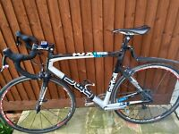 Road bike carbon Bmc only 7.5 weight