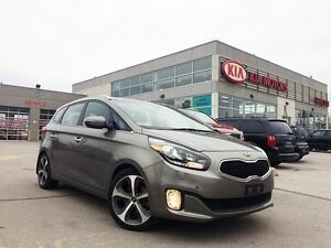 2014 Kia Rondo EX LUX | SUNROOF | LEATHER | 7 SEATER