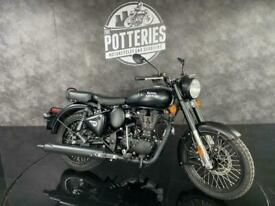 Royal Enfield Bullet 500 Classic Stealth edition Brand New
