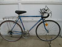 Looking for old ten speed bikes in M H and surrounding area