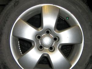 4 x 15 inch VW MAGS
