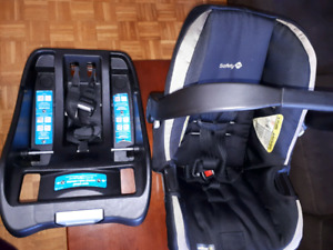 Saftey 1st ONBOARD 35 Car Seat with Base