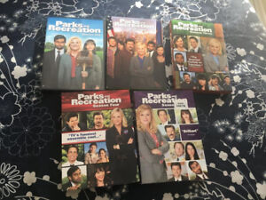 Parks and Recreation seasons 1-3 DVD