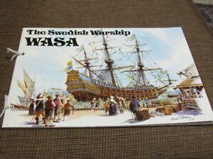 The Swedish Warship WASA