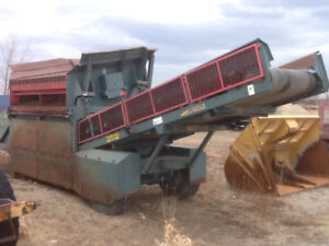 Powerscreen screener for sale