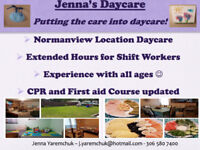 Extended hours daycare