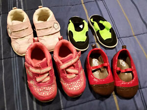 REDUCED sets of shoes