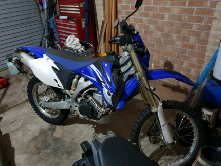 2011 Yamaha WR450 St Helens Park Campbelltown Area Preview