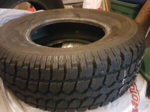 MotoMaster Winter Tires 265/70R16 (SUV or Truck) Set of 4