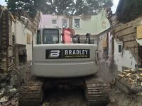 Excavation Demolition and Disposal Services