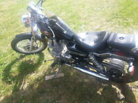 Honda Rebel CMX250 for sale