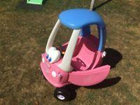 Little Tikes Cozy Princess Car