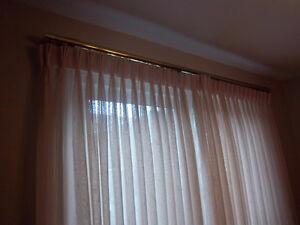 Pinch Pleat Curtains Kitchener / Waterloo Kitchener Area image 2