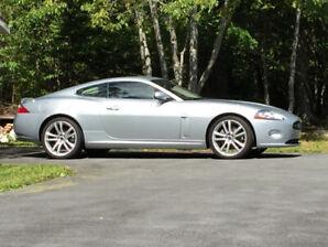 As New 2007 Jaguar XK with 21,000 KMS