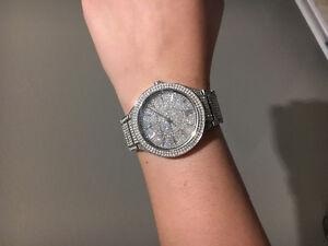 Michael Kors diamond watch