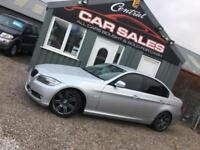BMW 320D SE BUSINESS EDITION AUTOMATIC/TIPTRONIC I-DRIVE HALOS FINANCE PX WELC
