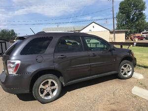 2006 Chevrolet Equinox SUV, Crossover