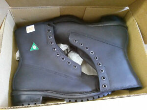 Brand New Steel Toe&Plate Work Construction Boots  CSA rated