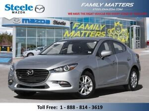 2018 MAZDA MAZDA3 GS (No Payments for 90 days)