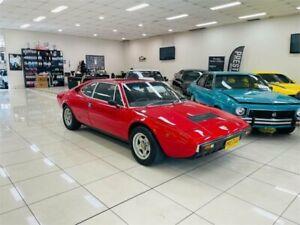 1979 Ferrari Dino 308 GT4 2+2 Rosso Corsa 5 Speed Manual Coupe Carss Park Kogarah Area Preview